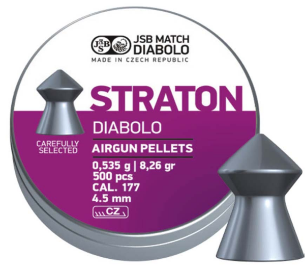 Straton Diablo 4,5mm resmi