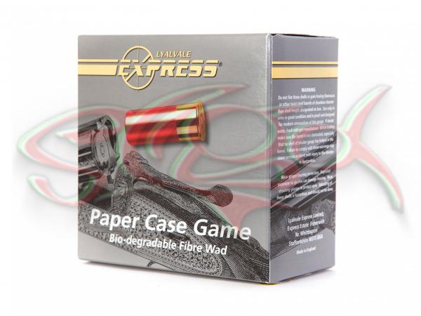 EXPRESS PAPER CASE GAME 30-6 resmi