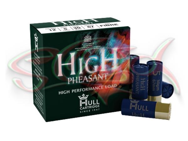 HULL HIGH PHEASANT 30-6 resmi