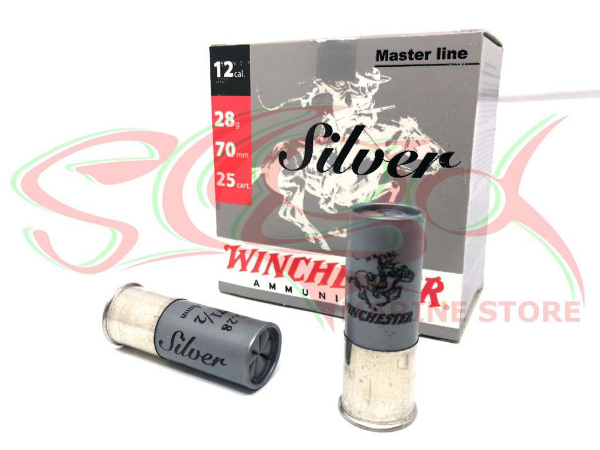 WINCHESTER SILVER 28-7,5  resmi